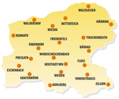 Singles landkreis tirschenreuth
